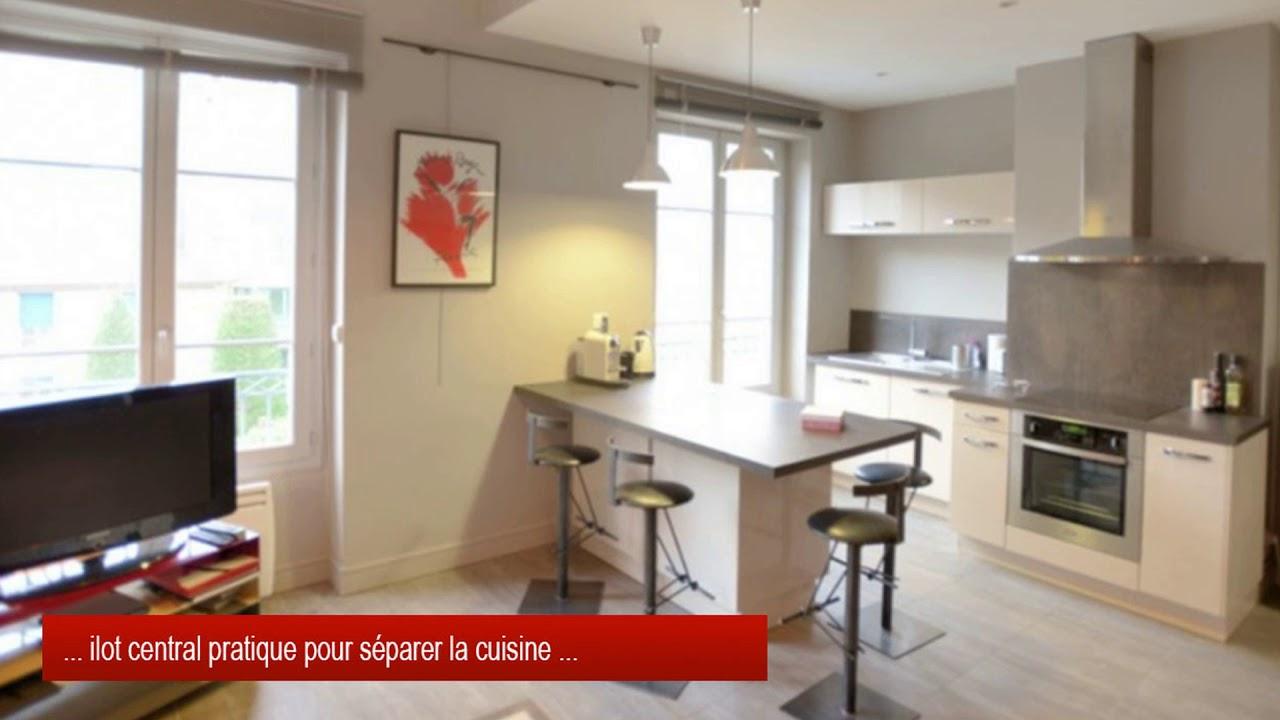 Appartement Meublé En Location Courte Durée - Studio St Charles De 32M2 encequiconcerne Location Meublée Courte Durée