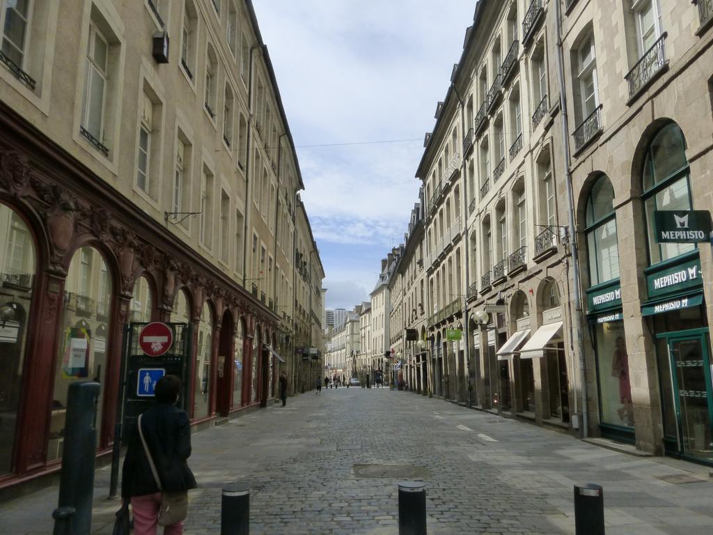 Appartement Meublé Proche Gare, Rennes, France - Booking à Location Meublé Rennes