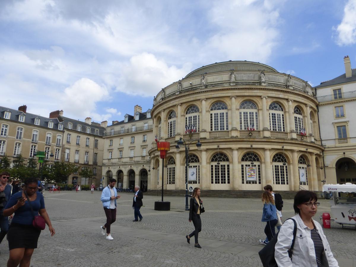 Appartement Meublé Proche Gare, Rennes, France - Booking dedans Location Meublé Rennes