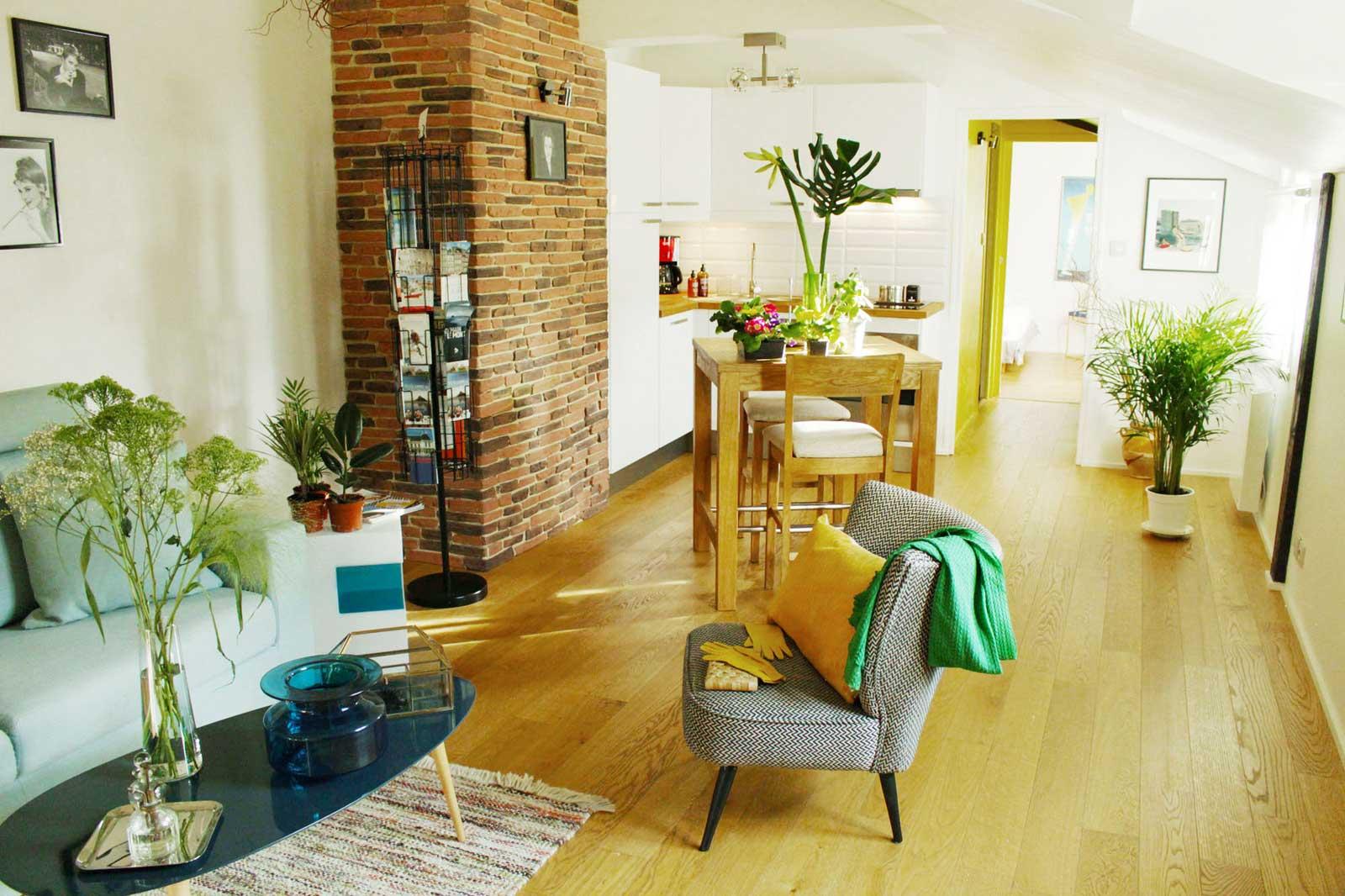 Appartement Meublé Rennes Centre Ville (Bretagne) - Le destiné Location Meublé Rennes