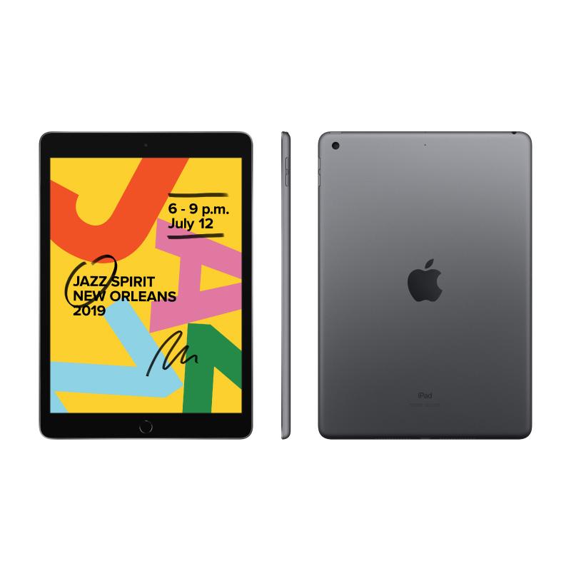 Apple Ipad 7Th Gen 10.2″ 32Gb Wi-Fi Mw742Rk/A Space Grey concernant Sbitany Home