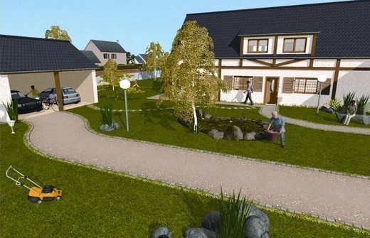 Applications Et Logiciels 3D Pour Aménager Le Jardin encequiconcerne Logiciel Jardin 3D