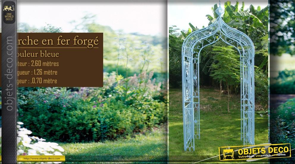 Arche De Jardin Bleue En Fer Forge Tout Arche De Jardin En Fer Agencecormierdelauniere Com Agencecormierdelauniere Com