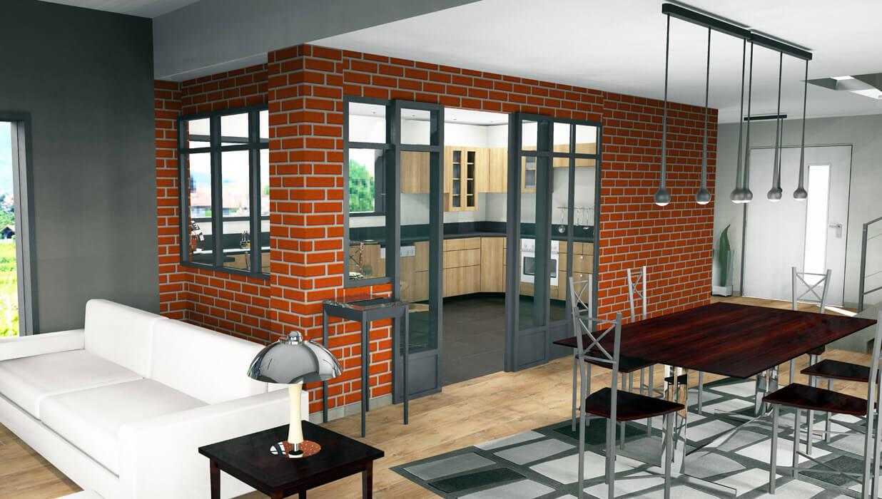 Architecture Et Décoration D'Intérieur Maisons avec Interieur Delamaison