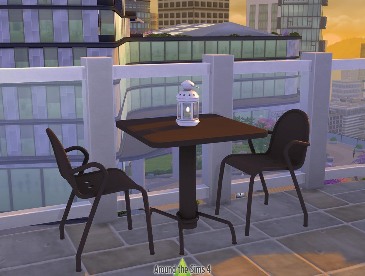 Around The Sims 4   Custom Content Download   Ikea tout Mobilier De Jardin Ikea