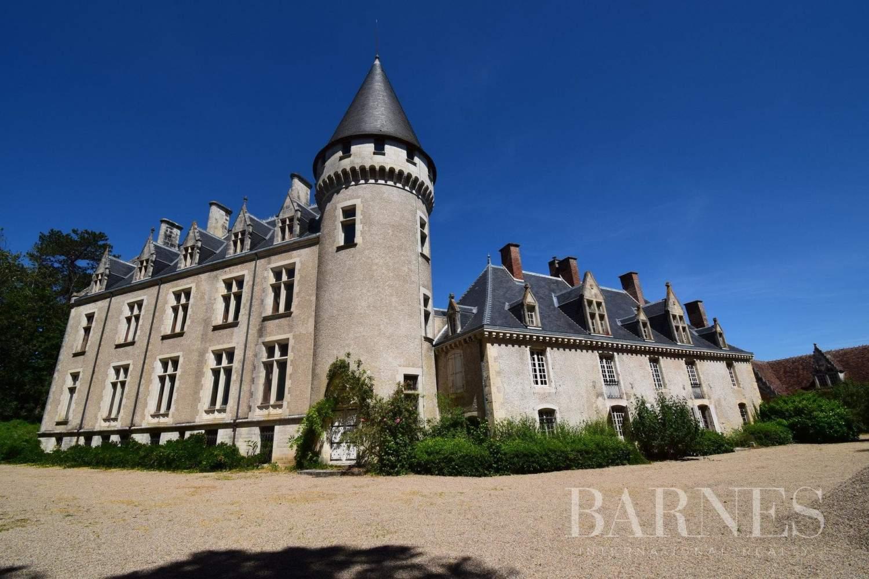 Au Centre De La France Un Château, Une Gentilhommière Et dedans Chambre D Hote Saint Amand Montrond