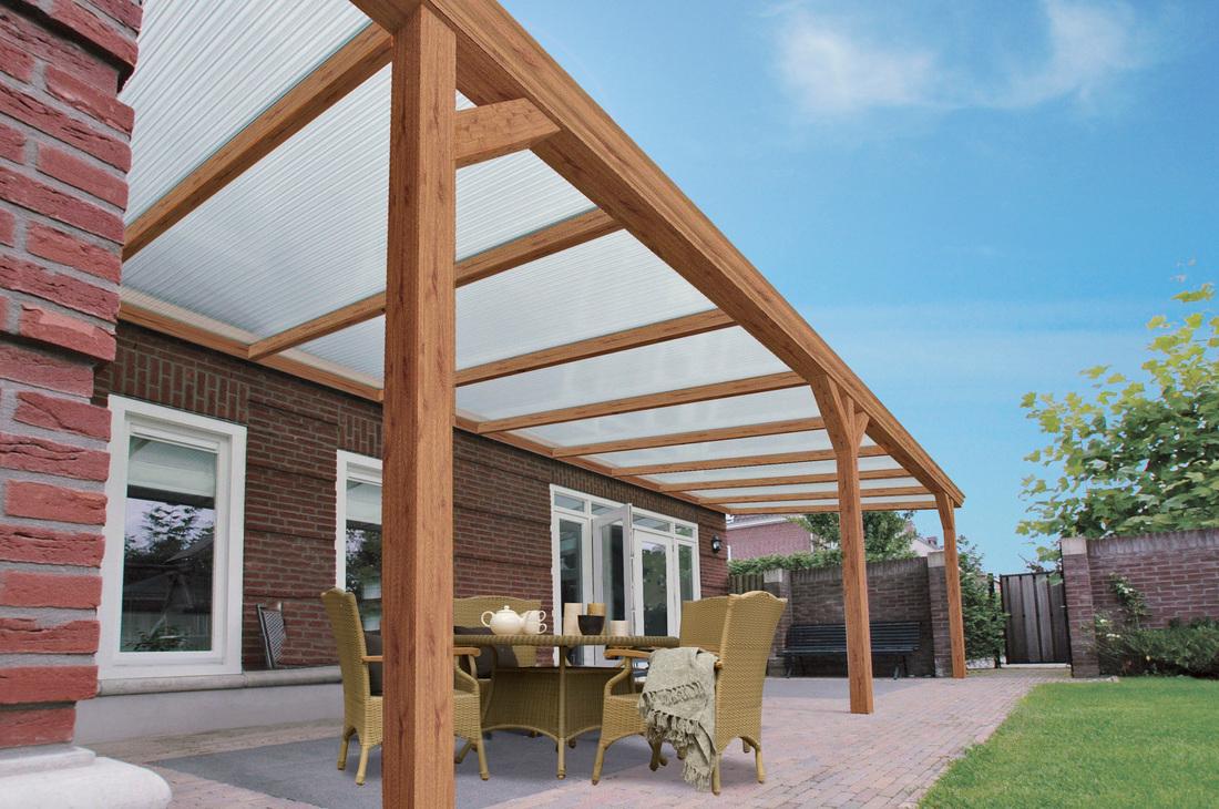 Auvents , Couvertures De Terrasse Et Carports Aluminium Et à Auvent Terrasse Bois