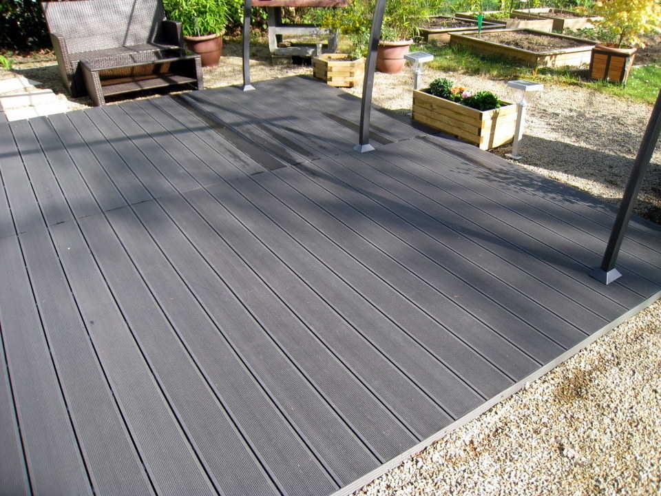 Avis Terrasse Composite Mdsa - Veranda-Styledevie.fr destiné Mdsa Composite Avis