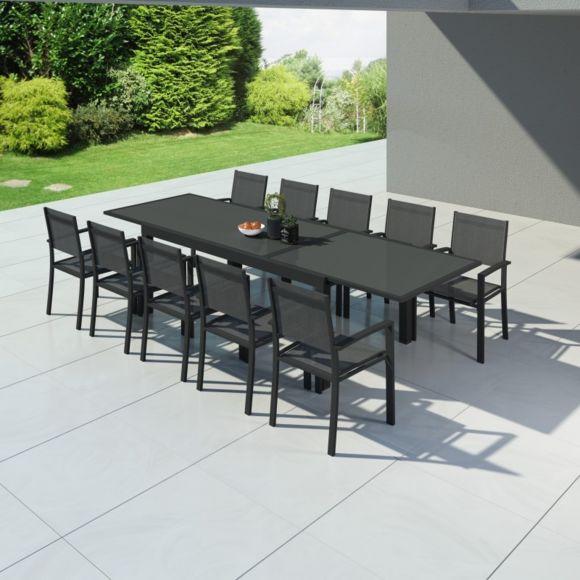 Avril Paris - Hara Xxl - Table De Jardin Extensible encequiconcerne Table De Jardin Pas Chere