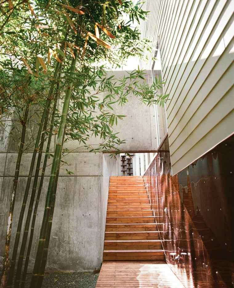Bambou Déco: 40 Idées Pour Un Décor Jardin Avec Du Bambou dedans Déco Jardin Bambou