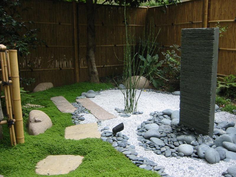 Bambous - Conception Et Aménagement De Jardins À Thèmes tout Fontaine Jardin Japonais