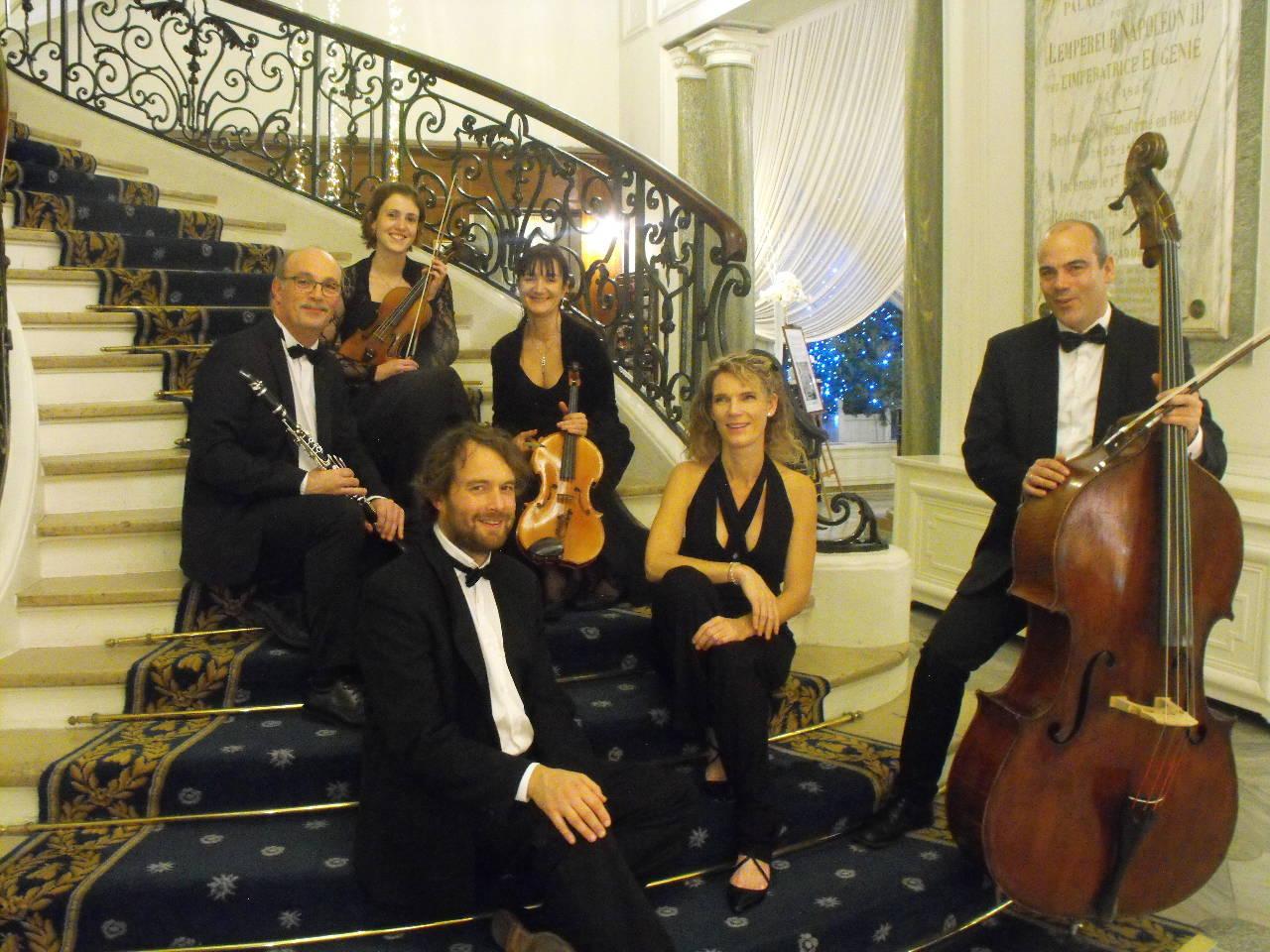 Bayonne : Musique Légère Avec L'ensemble Accordes serapportantà Docteur Chambres Bayonne