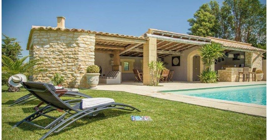 Bed And Breakfast In Provencal Farmhouse Near Of Avignon à Chambre D Hote Lacanau Ocean