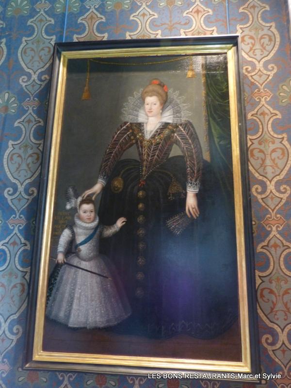 Blois(41)-La Chambre De La Reine Et Son Oratoire - Les tout Chambre Des Metiers Blois