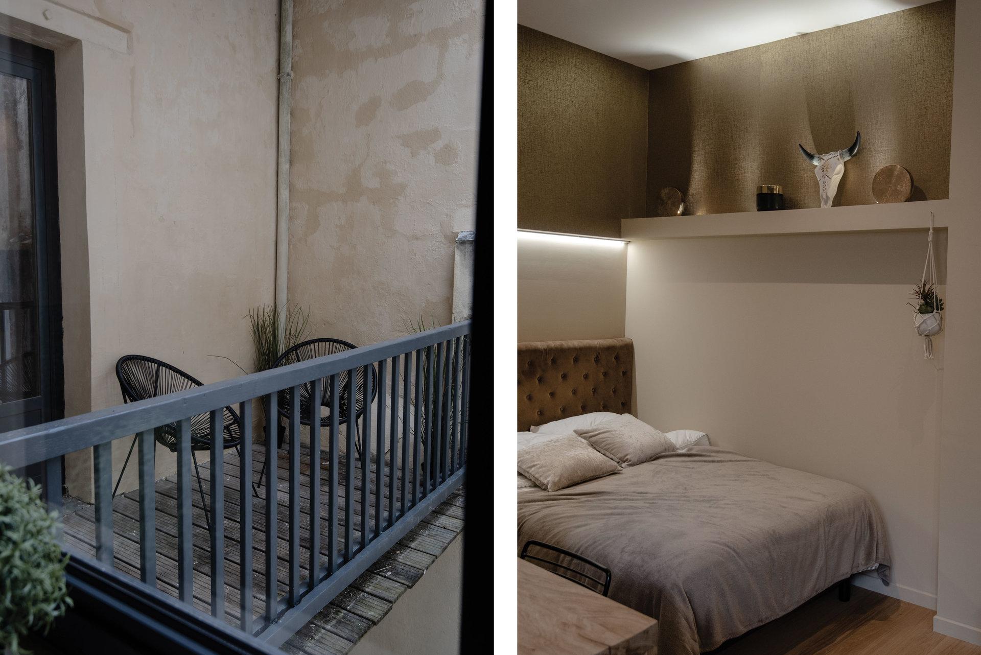 Bordeaux Fondaudège - Studio Meublé Avec Terrasse Et Cave tout Studio Meublé Bordeaux