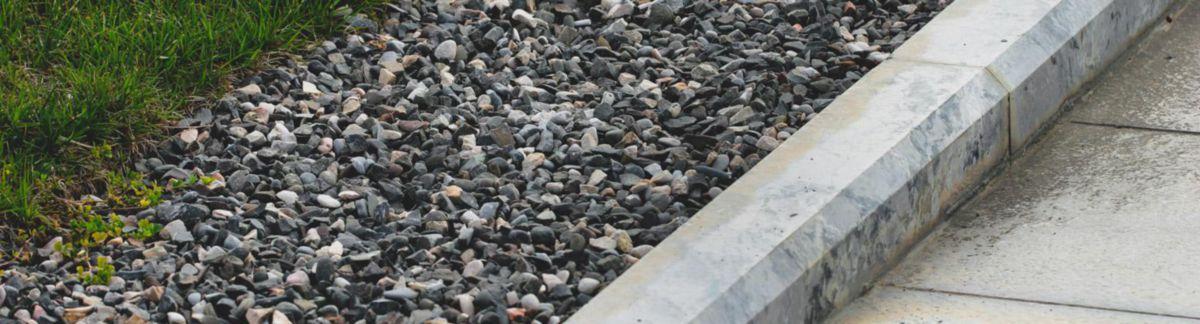 Bordure Ardoise Point P à Palis Ardoise Castorama