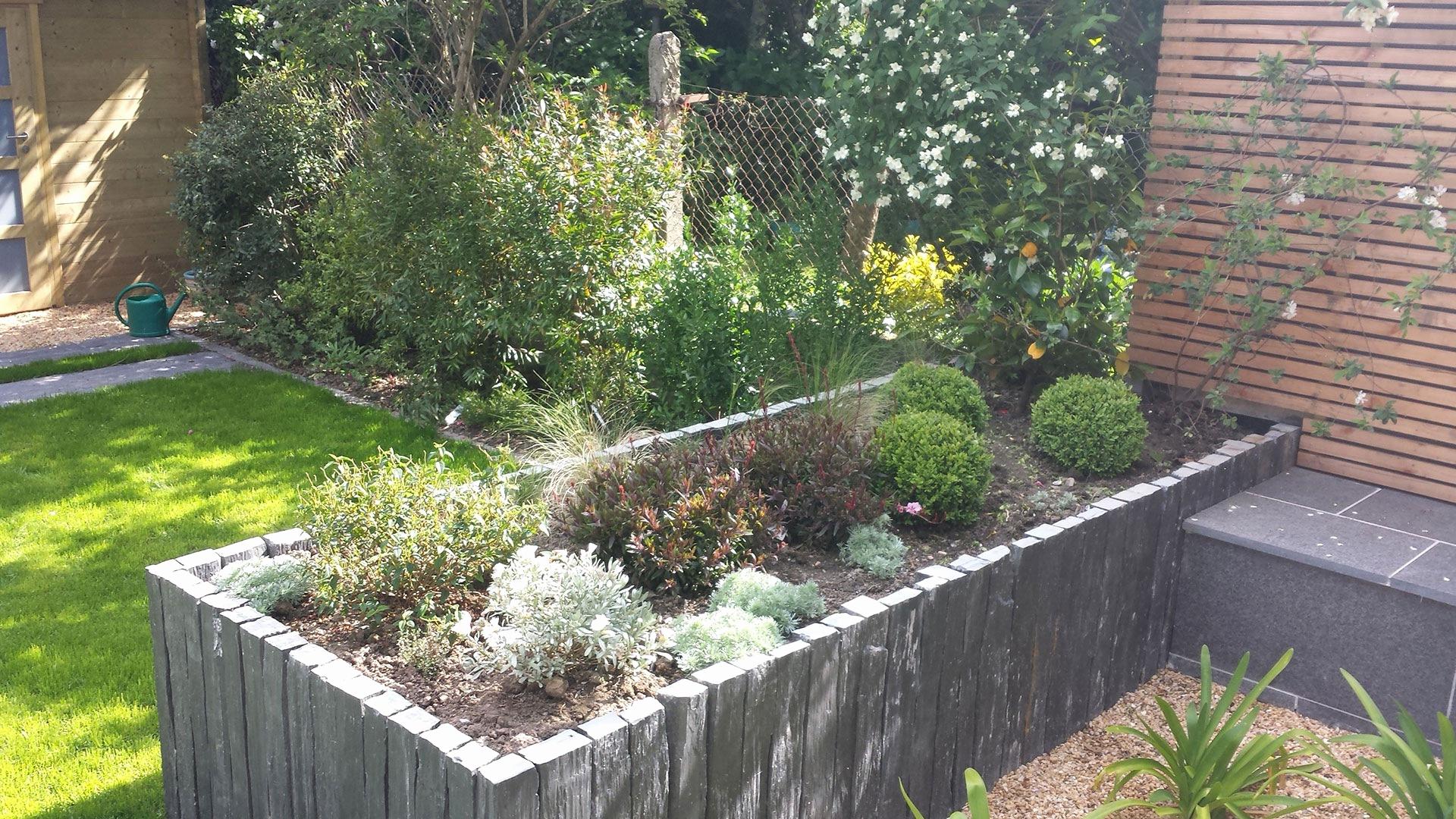 Bordure Jardin Pas Cher - Idees Conception Jardin | Idees tout Bordure Jardin Pas Cher