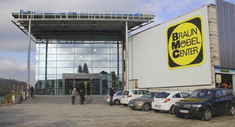 Braun Möbel-Center In Homburg dedans Mobel Braun
