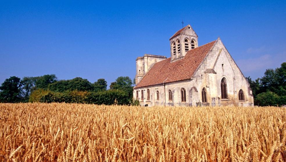 Breuillet Nature: Parc Naturel Régional Du Vexin Français concernant Les Aubes Du Vexin