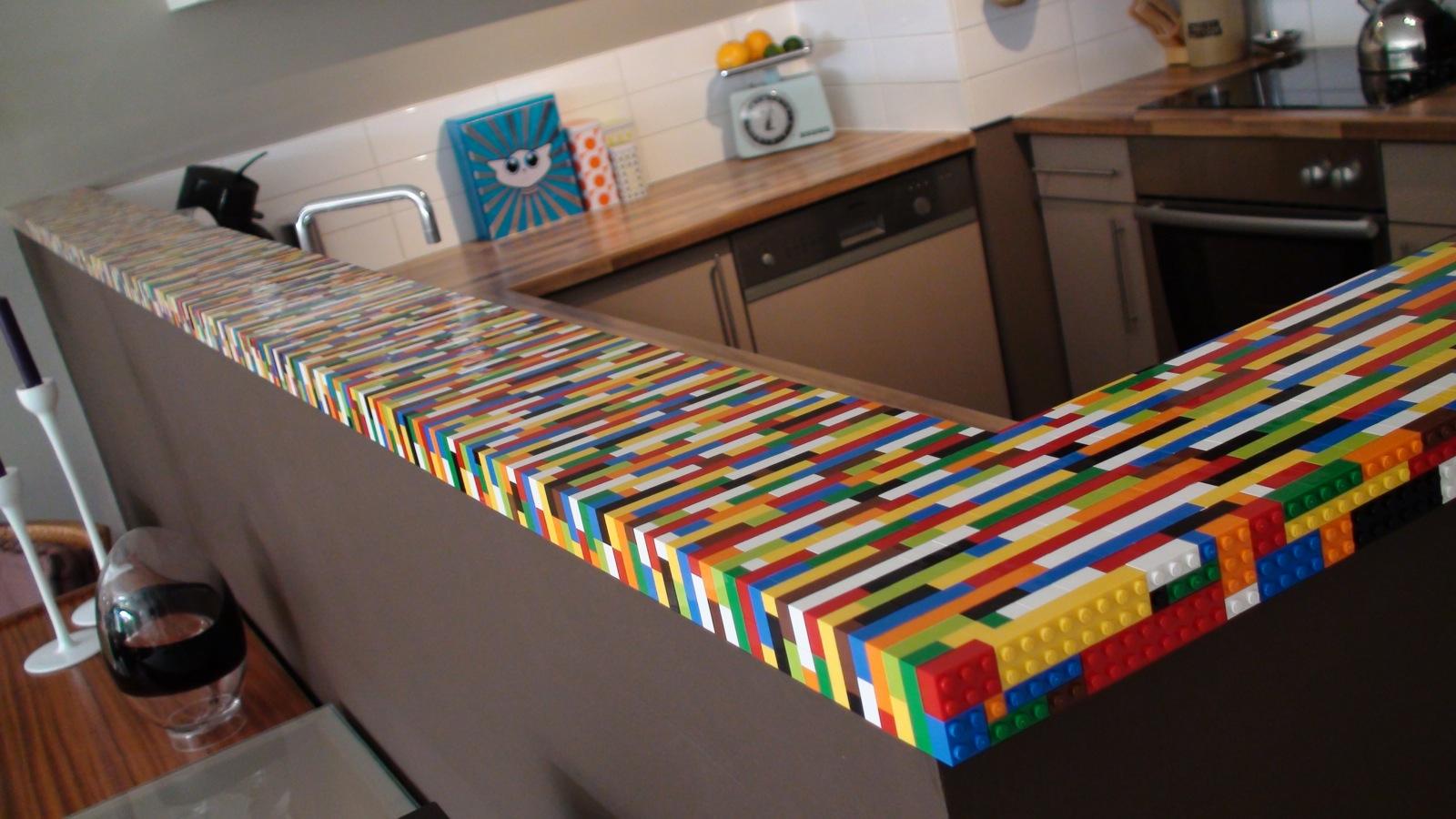 Brick'S Design destiné Meuble Lego
