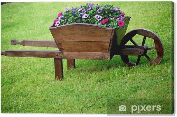 Brouette De Décoration Pour Jardin - Design En Image serapportantà Brouette Deco Jardin