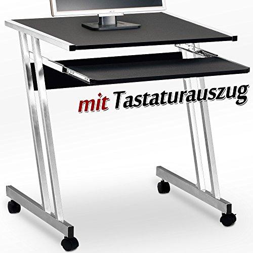 Bureau Informatique Meuble Pc Ordinateur Table Tiroir tout Meuble Ordinateur