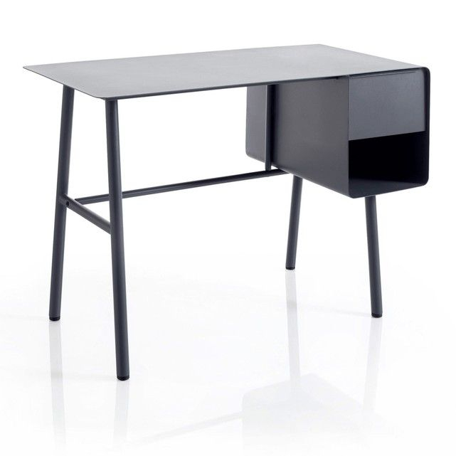 Bureau, Steel | Casier Rangement, Mobilier De Salon destiné Meubles Delepine