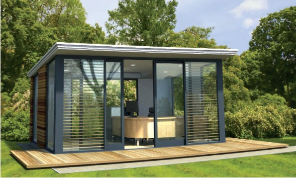 Cabane De Jardin Design - Mailleraye.fr Jardin encequiconcerne Abri De Jardin Contemporain