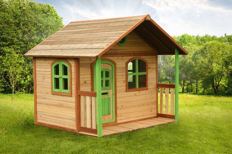 Cabane De Jardin En Bois Enfant Milan | Maisonnette En destiné Maison De Jardin Enfant