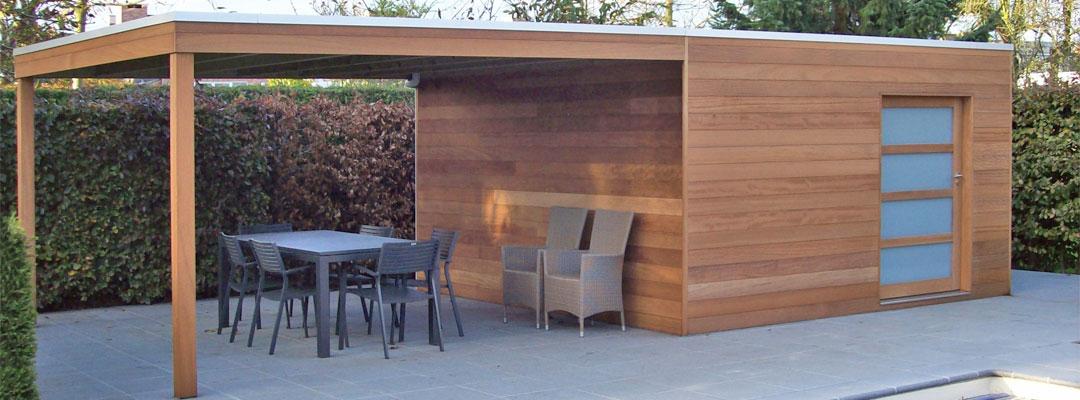 Cabane De Jardin En Bois Moderne - Abri De Jardin Et intérieur Abri De Jardin Moderne Design