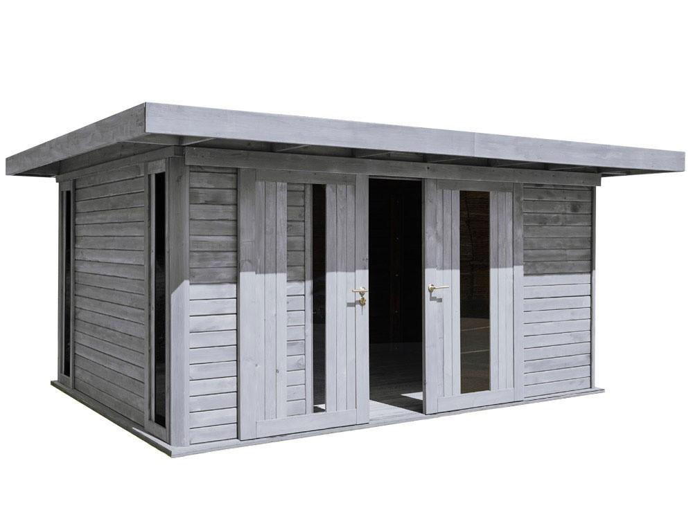 Cabane De Jardin En Longueur - Mobilier De Jardin Et Terasse avec Abri De Jardin En Longueur