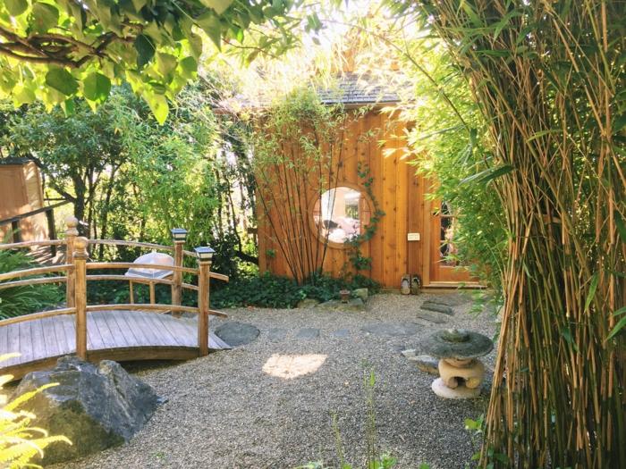 Cabane De Jardin Zen - Jardin Piscine Et Cabane dedans Cabane De Jardin Style Japonais
