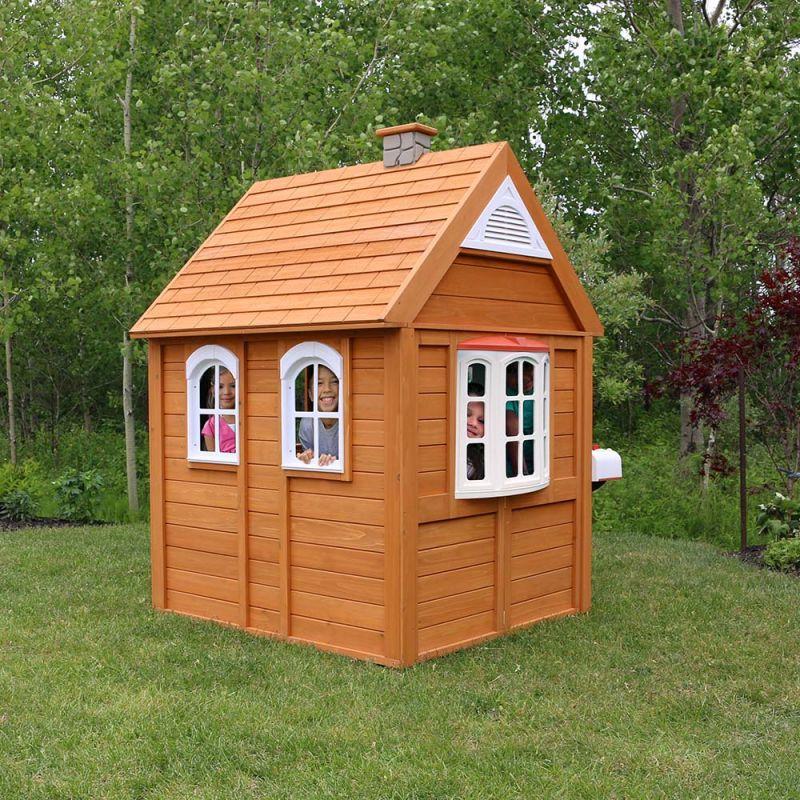 Cabane En Bois Pour Enfant Pas Cher - Tout Le Matériel dedans Cabane De Jardin En Bois Pas Cher