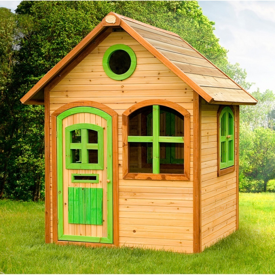 Cabane Enfants Julia Axi - Eden Deco destiné Maison De Jardin Enfant