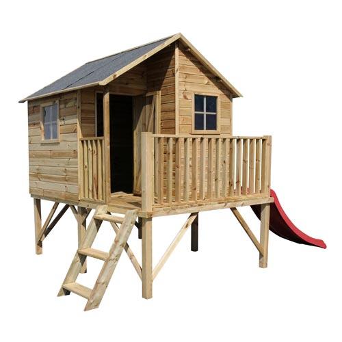 Cabane Leroy Merlin - Promo Maisonnette Enfant, Modèle concernant Cabane En Bois Pas Cher Occasion