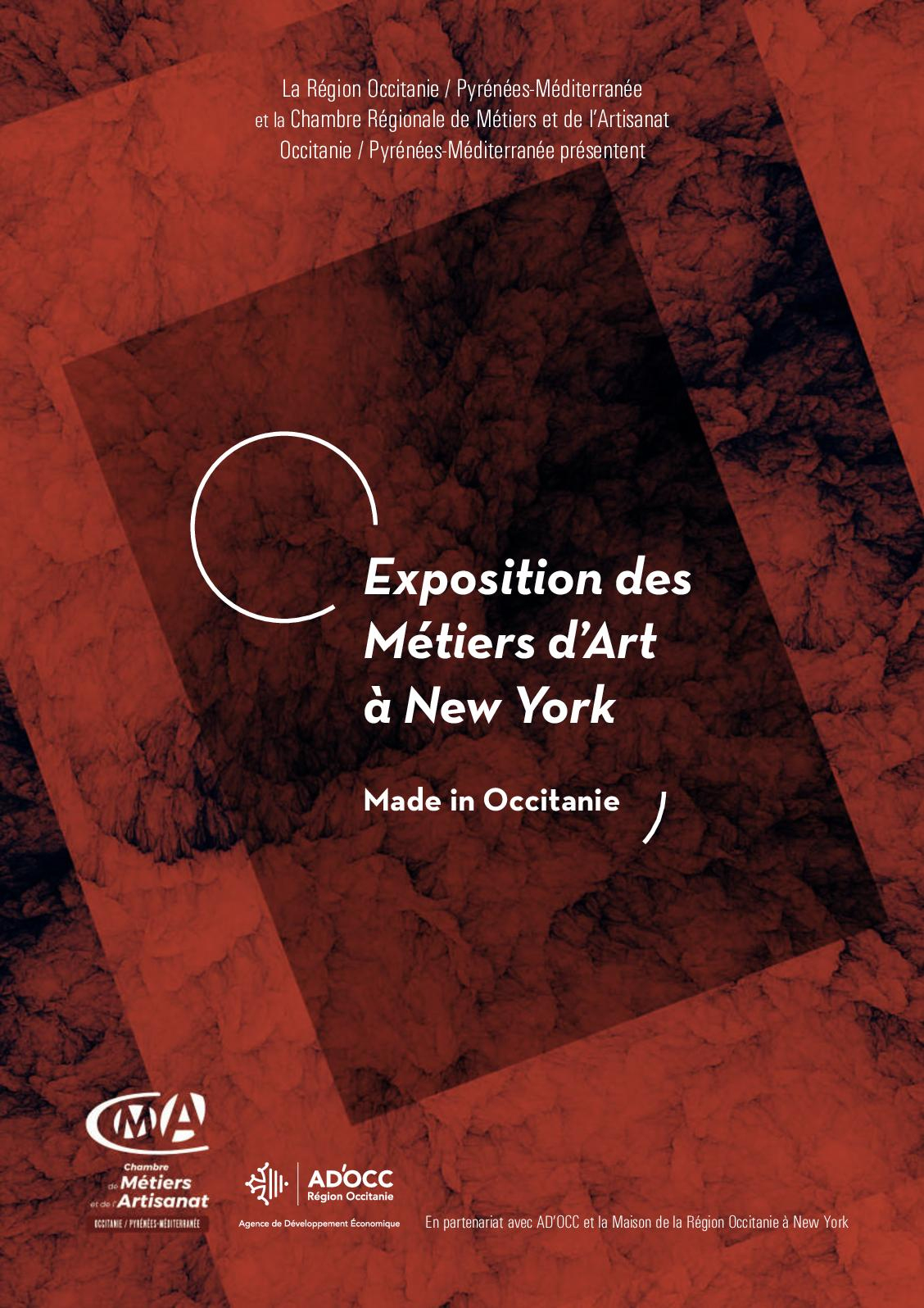 Calaméo - Les Métiers D'art « Made In Occitanie » Exposent À pour Chambre Des Metiers Carcassonne