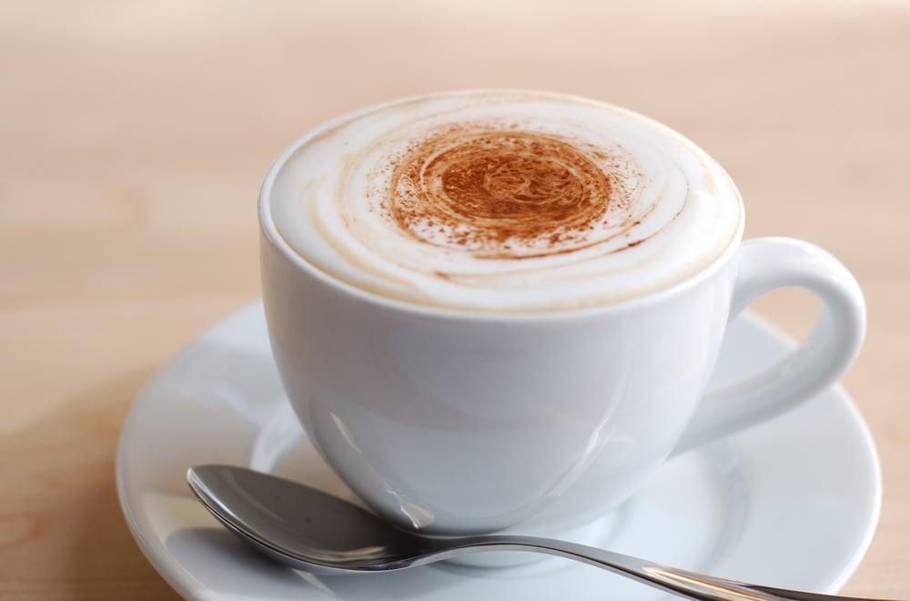 "Calories In Coffee & Calories In Hot Chocolate | Popsugar avec Cappuccino"""