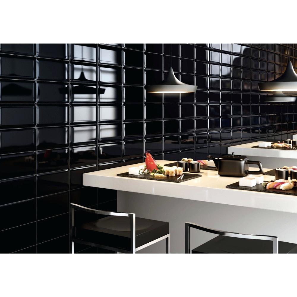 Carrelage Metro Noir Cuisine - Livraison-Clenbuterol.fr intérieur Carrelage Metro Noir Mat