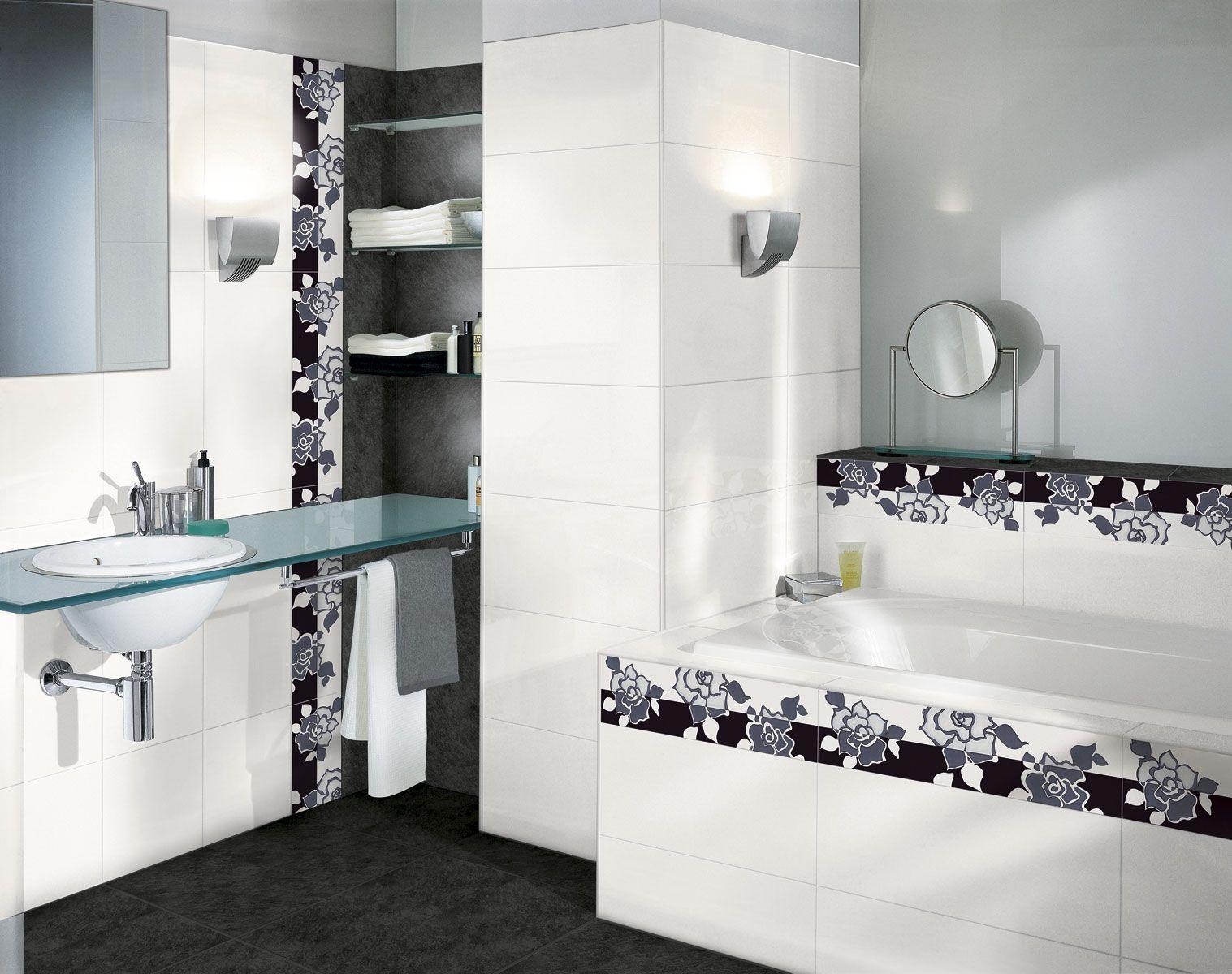 Carrelage Mur Blanc Mat Villeroy & Boch. Format 30X60 tout Villeroy Et Boch Carrelage Ancien
