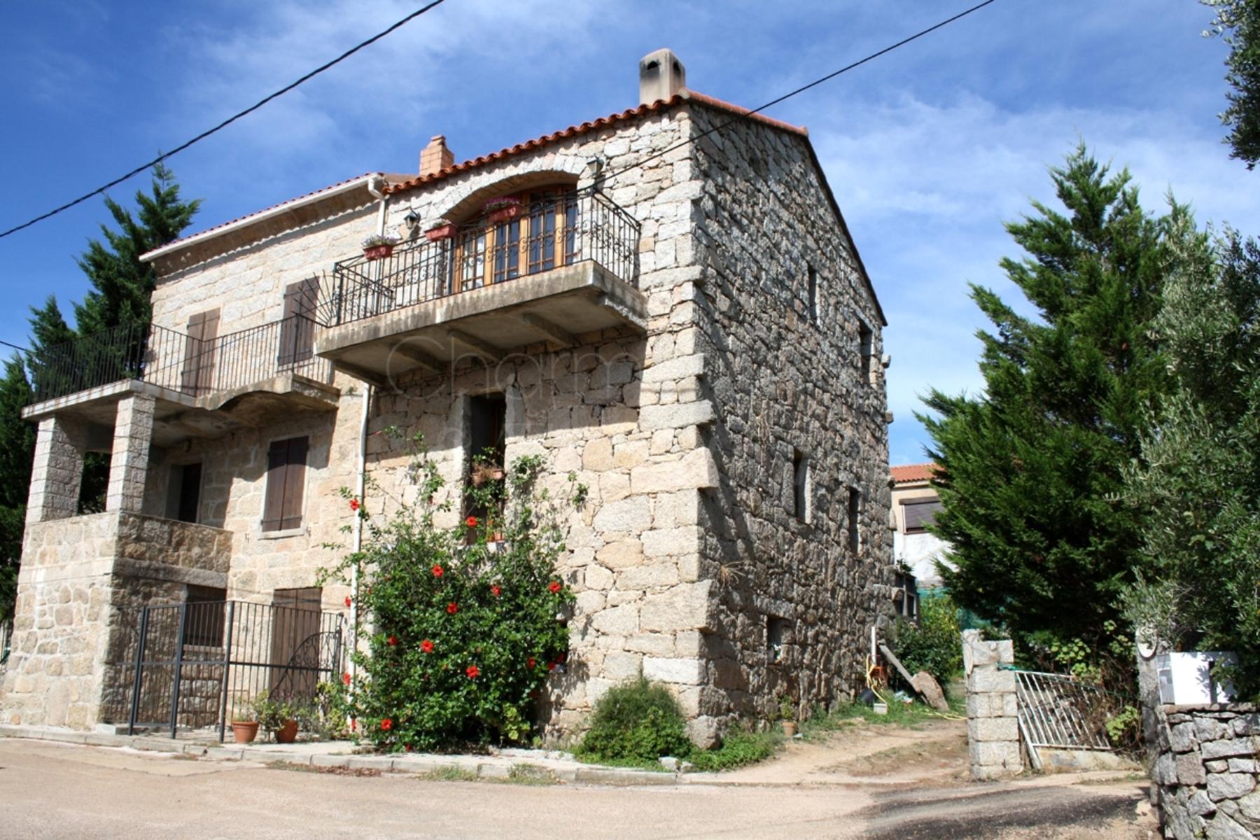 Casa Paolina : Location De Vacances Pianotolli-Caldarello destiné Chambre D Hotes Corse Du Sud