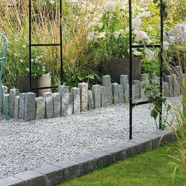 Castorama Jardin Bordure Luzerne - Recherche Google destiné Bordure De Jardin Castorama