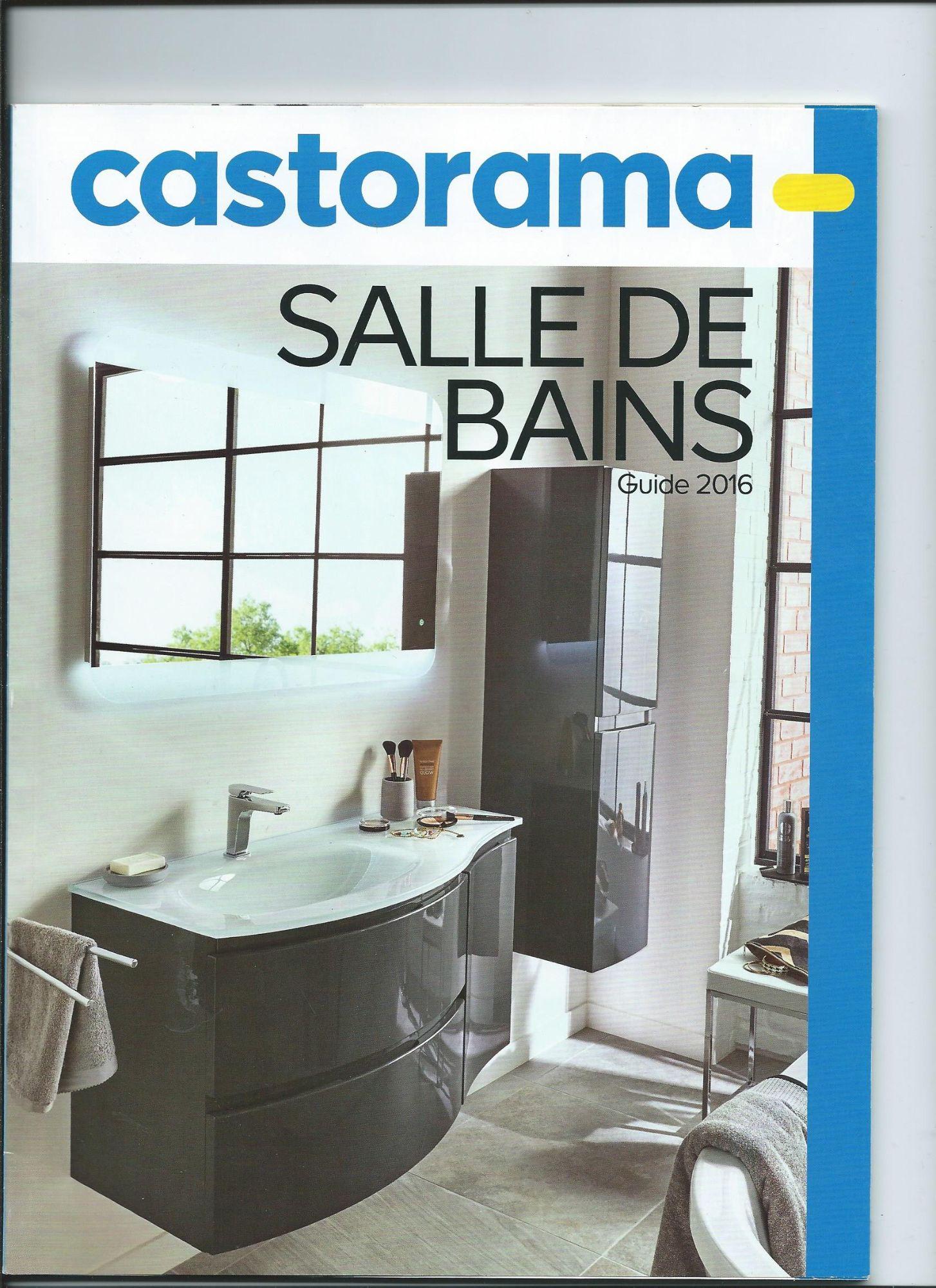 Catalogue Castorama Salle De Bains Guide 2016 à Stickers Salle De Bain Castorama