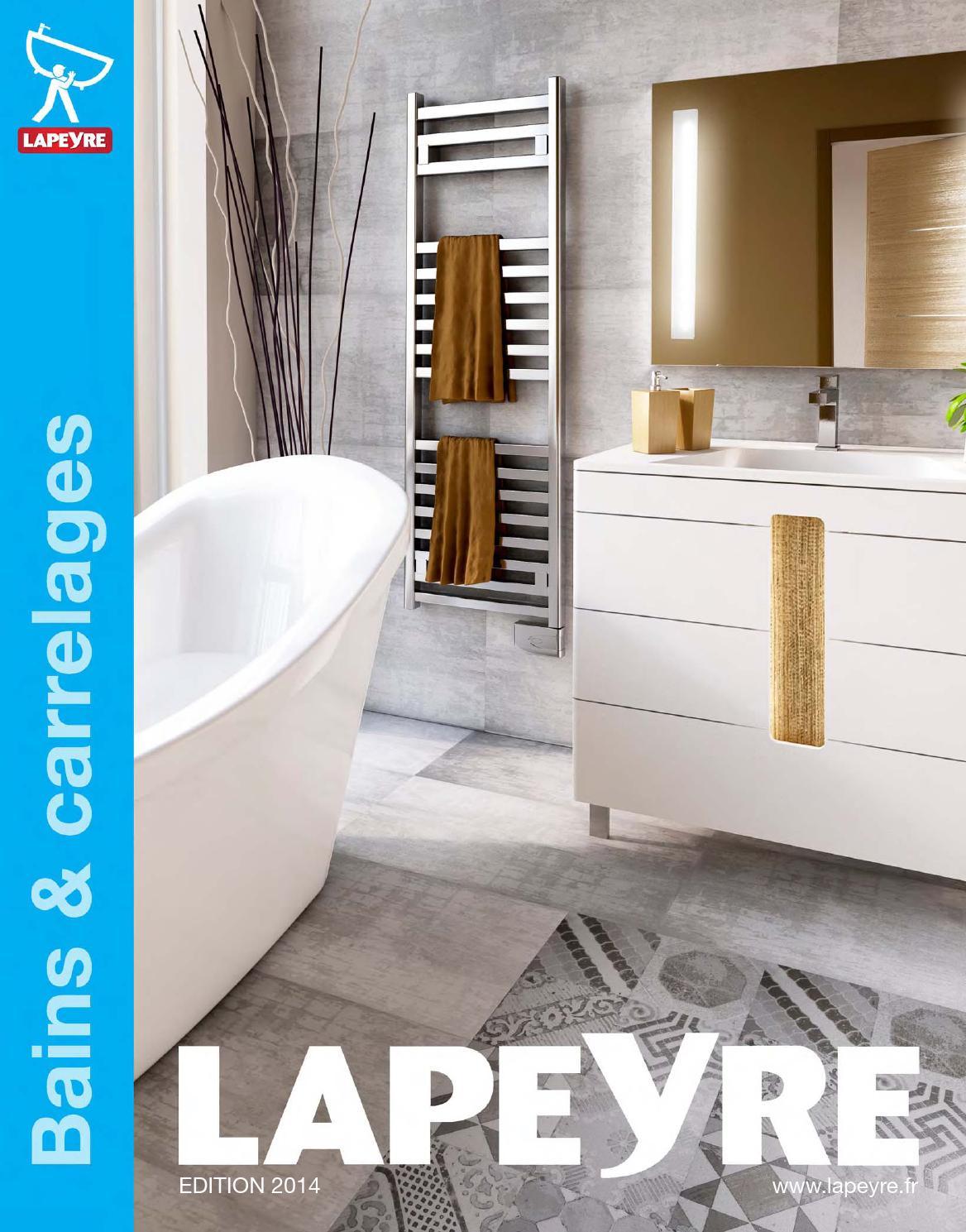 New Salle De Bain Lapeyre Ou Leroy Merlin