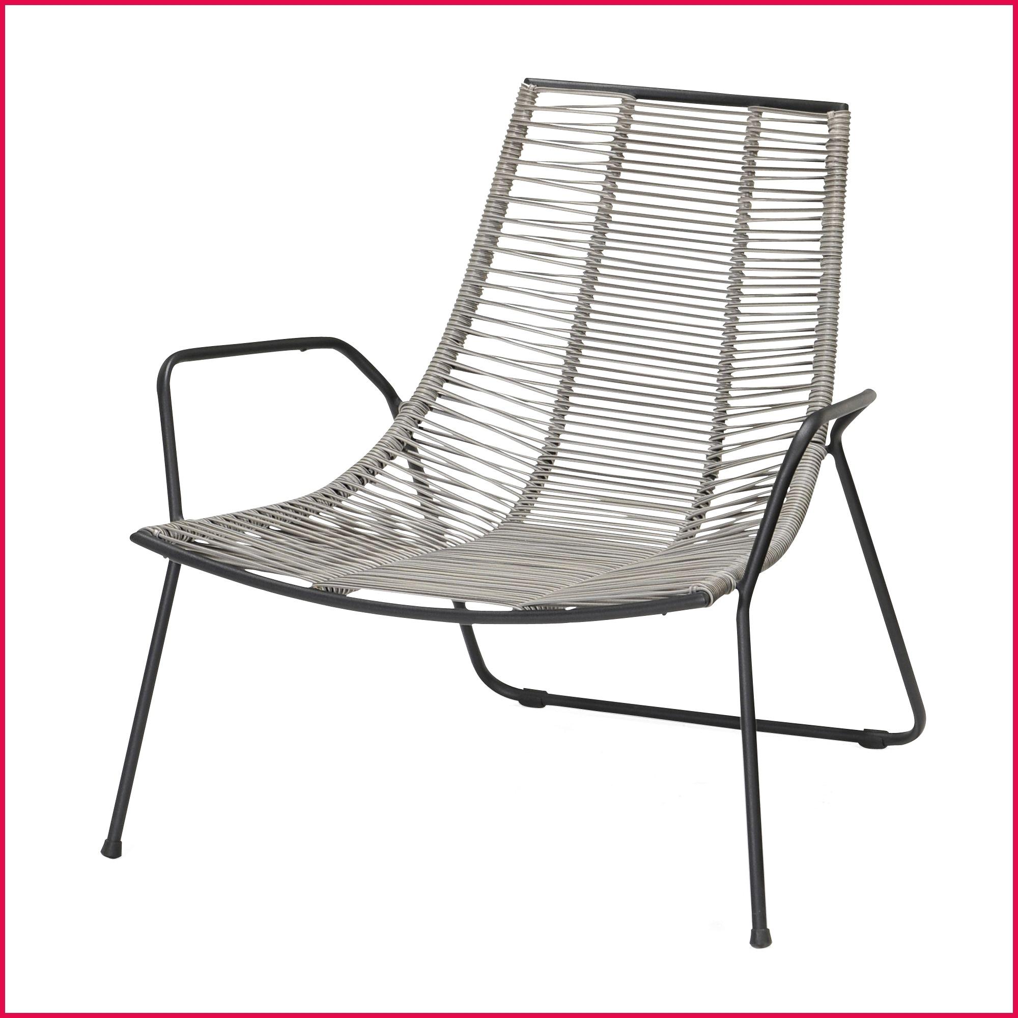 Chaise De Jardin Chez Alinea avec Alinea Fauteuil Jardin
