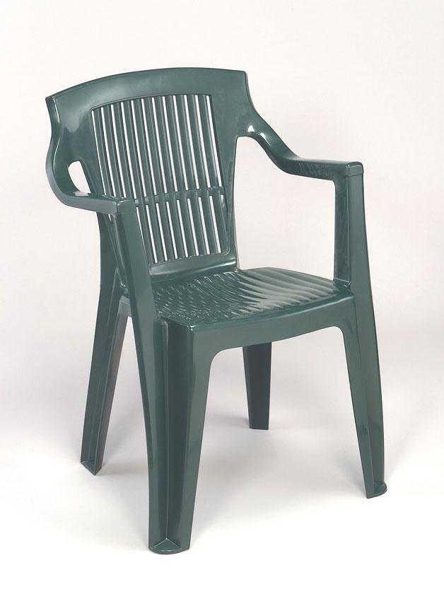 Chaise De Jardin En Plastique Blanc Pas Cher - Veranda pour Chaise De Jardin Auchan