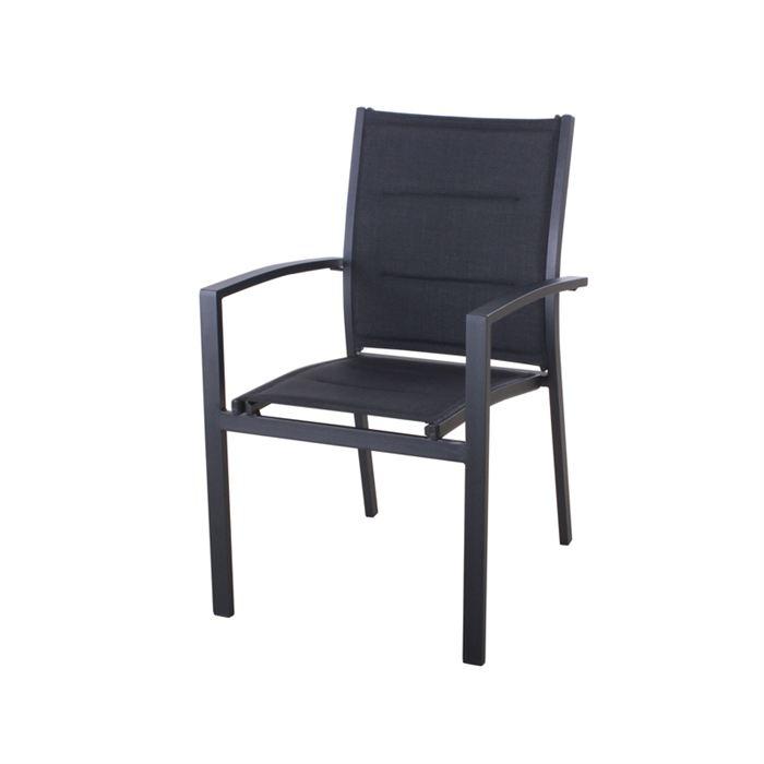 Chaise De Jardin Noire Pas Cher pour Chaise De Jardin Pliante Pas Cher