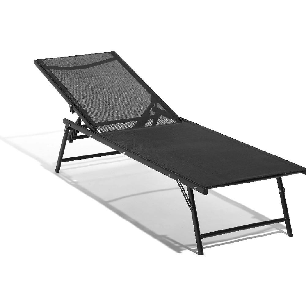 Chaise Longue Pliante Gifi pour Transat Gifi Playa