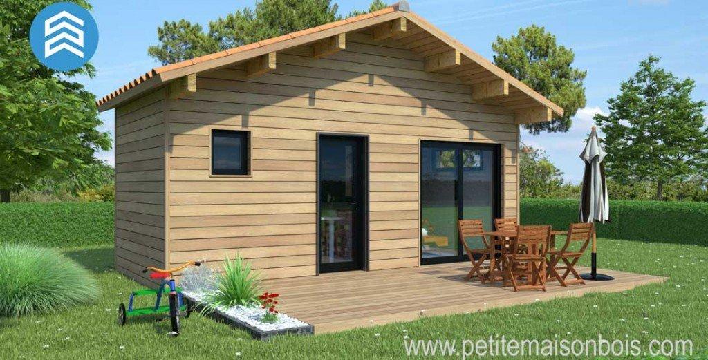 Chalet En Bois Habitable En Kit : Un Logement D'appoint serapportantà Abri De Jardin Habitable