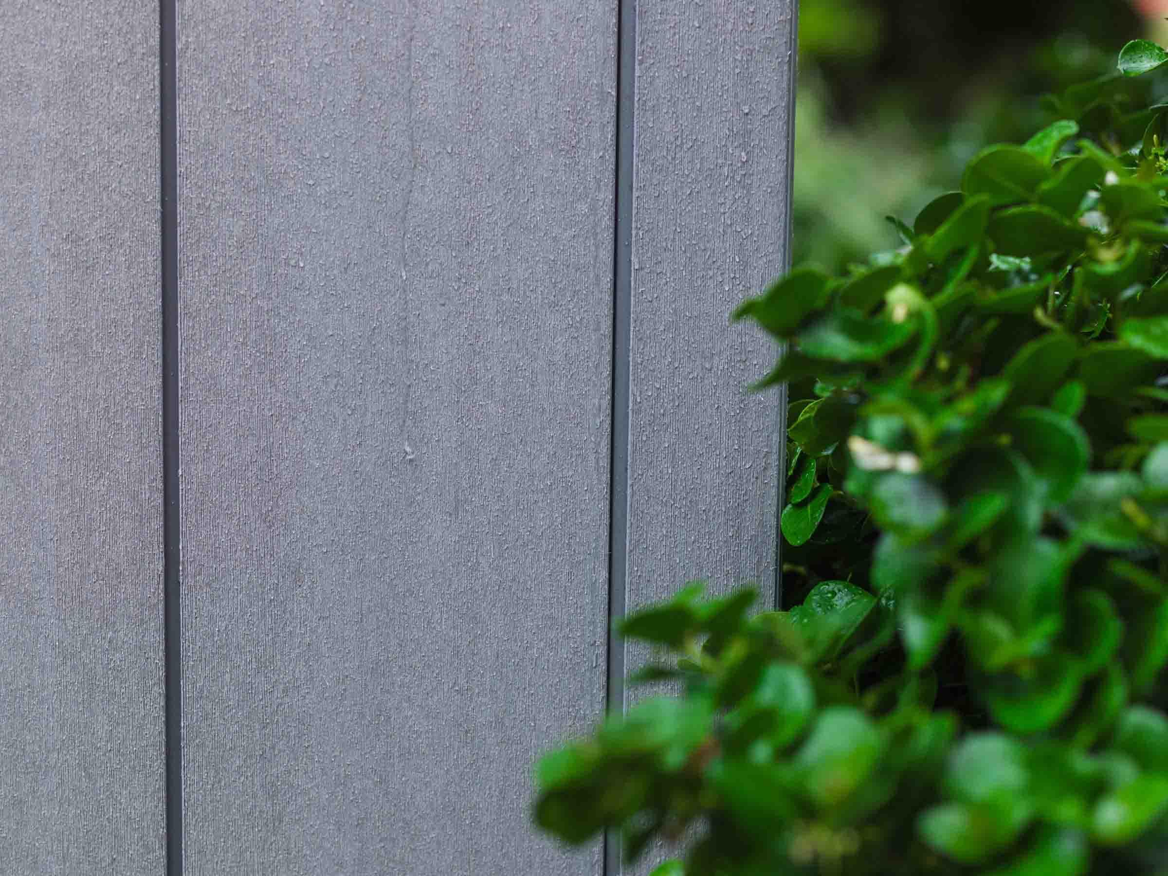 Chalet Jardin : Abri Jardin Résine Brossium® Monopente 117 intérieur Abri Jardin Monopente