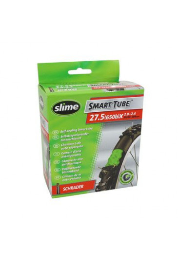 Chambre A Air Velo 27.5 X 2.00-2.40 Slime Valve Standard encequiconcerne Chambre A Air Velo Anti Crevaison